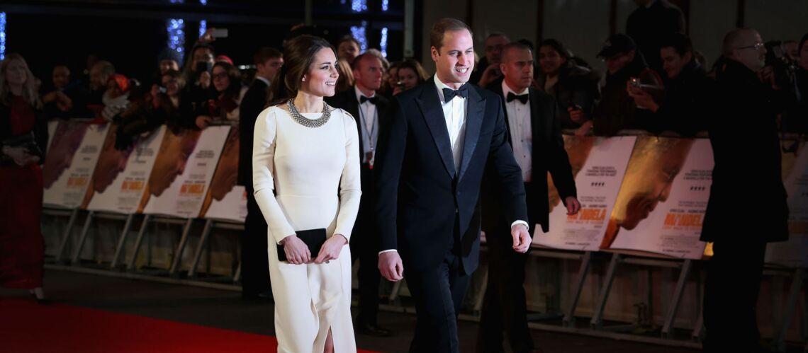 PHOTOS – Pourquoi Kate Middleton ne lâche jamais ses pochettes de soirée