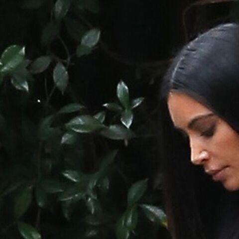 Kim Kardashian salue le travail des policiers français