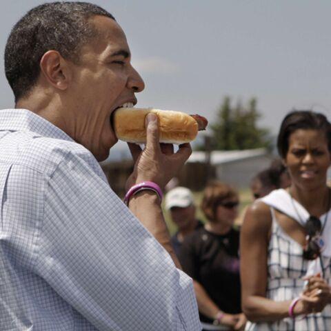 Photos- Barack Obamapris en flagrant délit de mensonge… culinaire