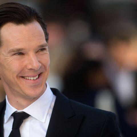 Benedict Cumberbatch fait une demande à ses fans