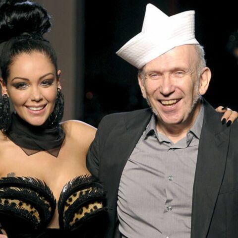 Jean Paul Gaultier, pas touche à Nabilla!