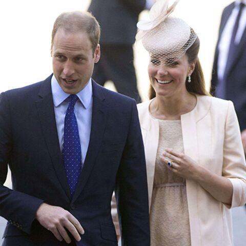 Kate et William: un royal baby grand voyageur
