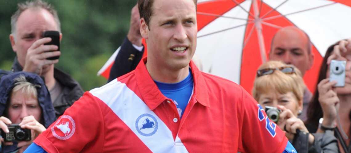 Le prince William absent pour la naissance du royal baby?