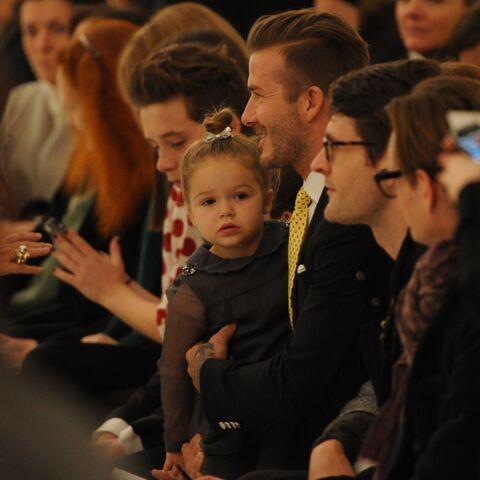Les trois ans d'Harper Beckham en 10 chiffres