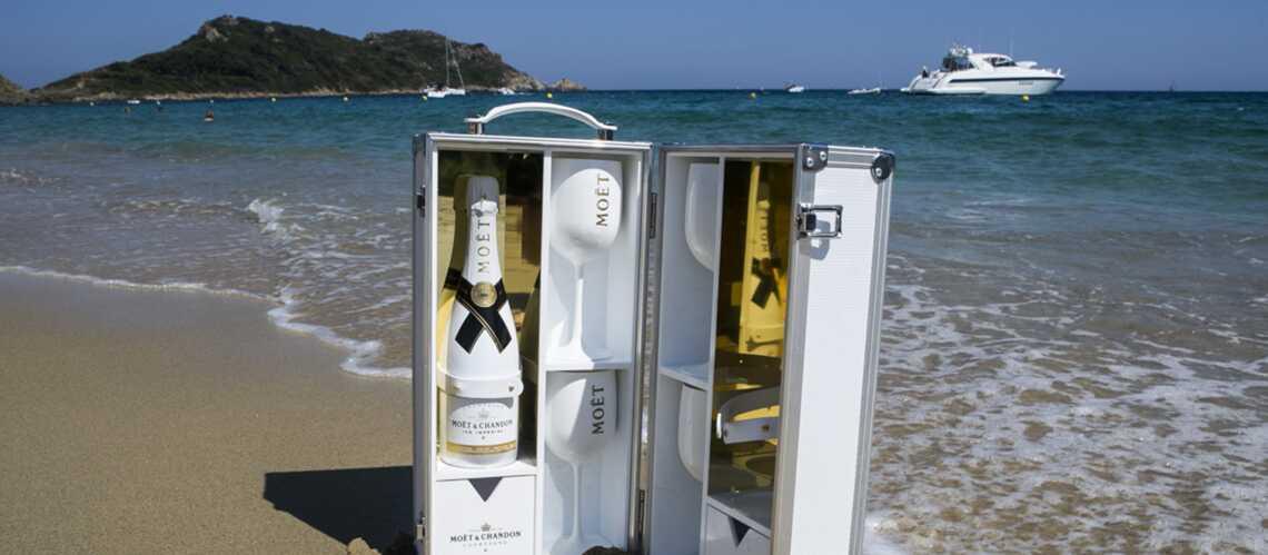 Moët Ice Impérial, le champagne de votre été