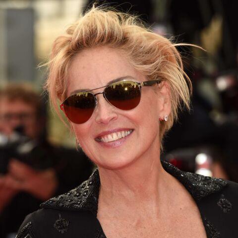 Sharon Stone: «je suis disponible pour un rendez-vous amoureux»