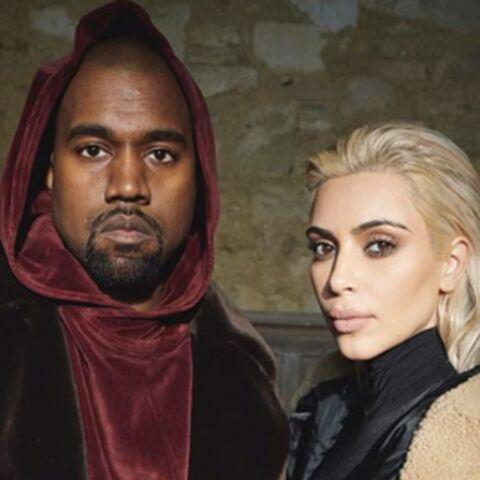 Kim Kardashian et Kanye West, stars du Val-d'Oise