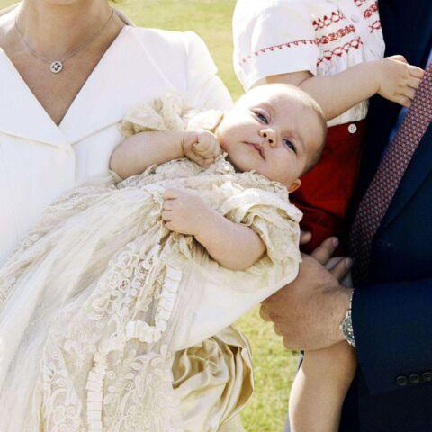 Princesse Charlotte: l'étrange cadeau reçu pour son baptême