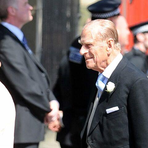 La reine Elisabeth II et le prince Philip célèbrent les 70 ans de leur engagement