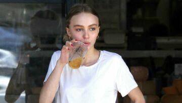 PHOTOS – Lily-Rose Depp: mini-top et mini-short, elle profite de son été à Los Angeles