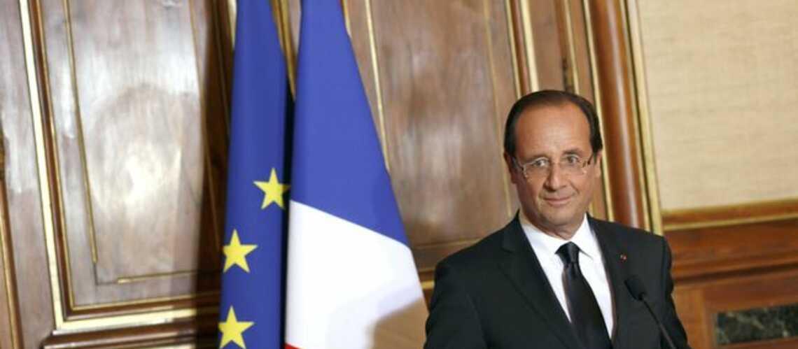 Photos – François Hollande et Valérie Trierweiler: première sortie officielle