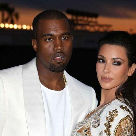 Kanye West: sa sérénade à Kim Kardashian a fuité sur le net