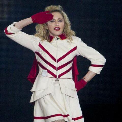 Madonna, toujours reine de la provocation