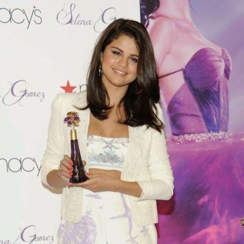 Selena Gomez se met au parfum