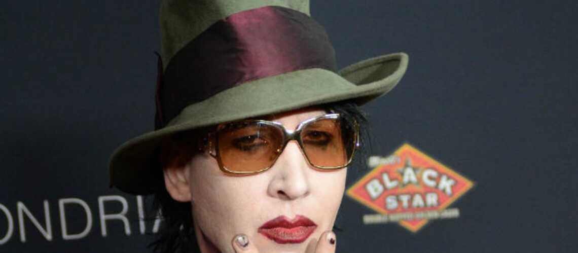 Marilyn Manson dédie une chanson à Paris Jackson