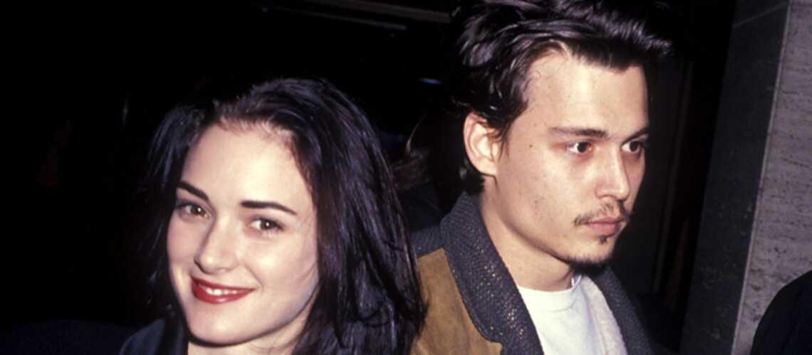 PHOTOS- Johnny Depp à 50 ans: retour sur ses belles love stories