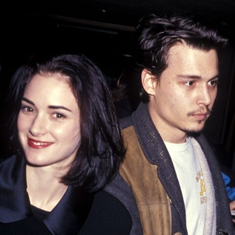 PHOTOS- Johnny Depp à 50 ans: retour sur ses belles love stories