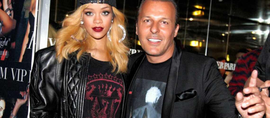Gala By Night: Soirée de folie pour Rihanna au VIP Room de Jean-Roch