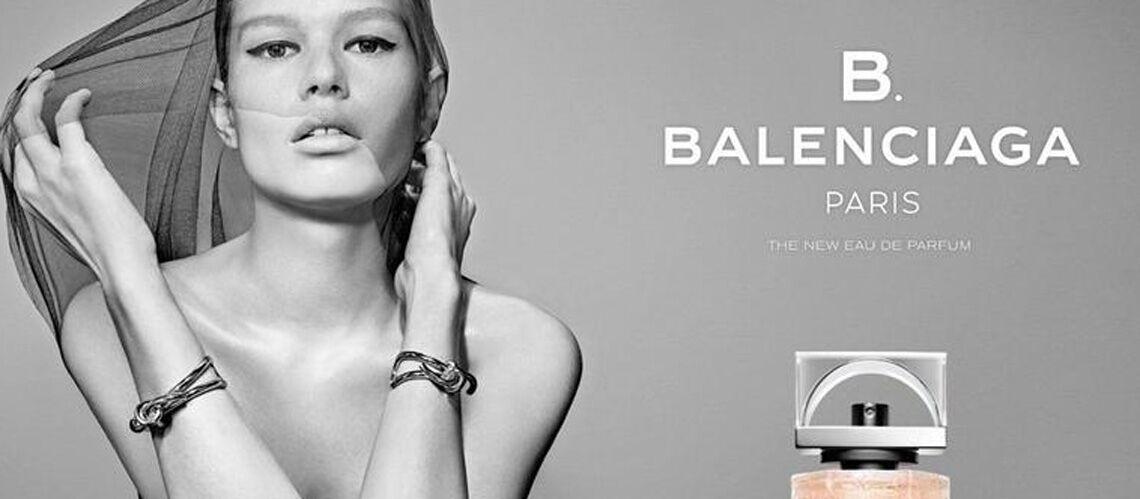 Le parfum B. Balenciaga par Alexander Wang