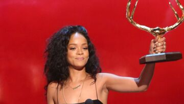 Rihanna, Came­ron Diaz et Jessica Alba aux Guys' Choice Award