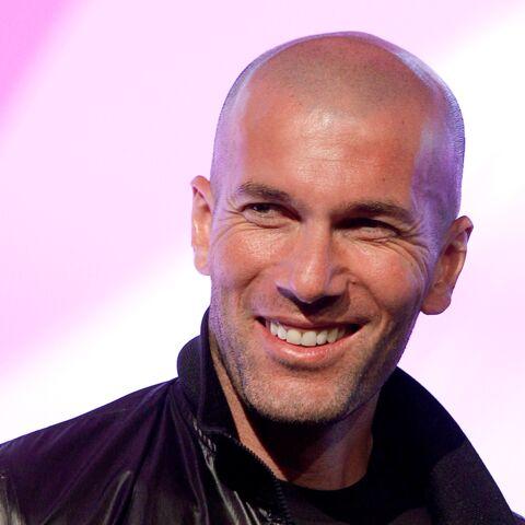 Zinedine Zidane, la famille avant tout