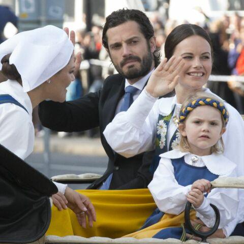 Estelle de Suède: demoiselle d'honneur pour son oncle