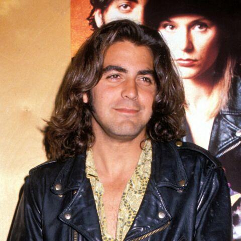 George Clooney, Johnny Depp, mecs sexy cheveux longs