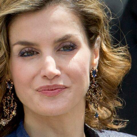 Letizia d'Espagne, une reine en Zara