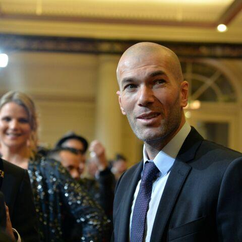 Zidane, l'icône du foot français bientôt à Bordeaux?