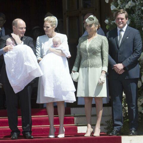 Stéphanie, Caroline et le clan Grimaldi réunis pour le baptême des enfants princiers