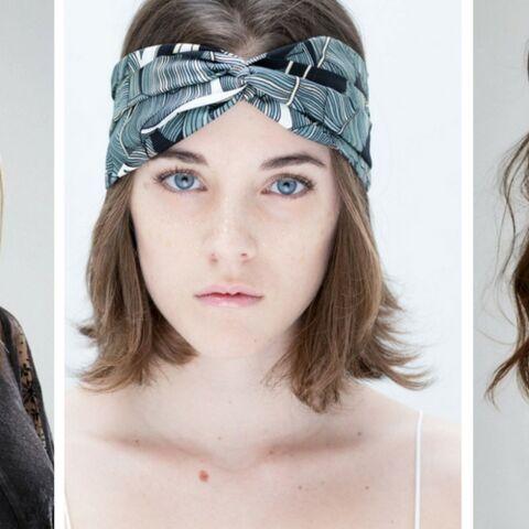Tendance coiffure: le bandeau pour cheveux, vrai hit de l'été!
