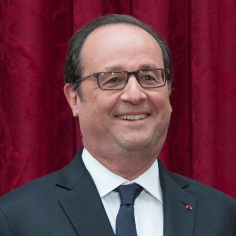 La petite blague de François Hollande sur son enfant caché