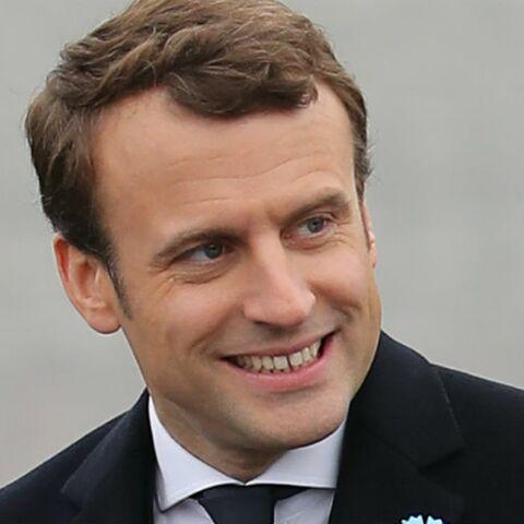 Quand Emmanuel Macron s'est marié, son demi-frère n'avait que 2 ans