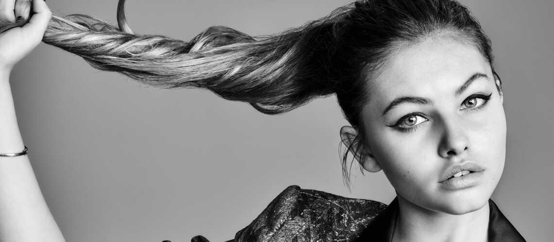 EXCLU – Thylane Blondeau: «Gigi Hadid me conseille de rester simple et polie pour réussir!»