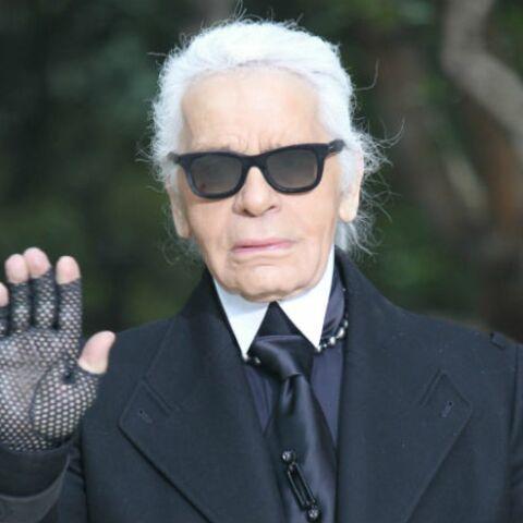 Karl Lagerfeld, son quartier «pue»