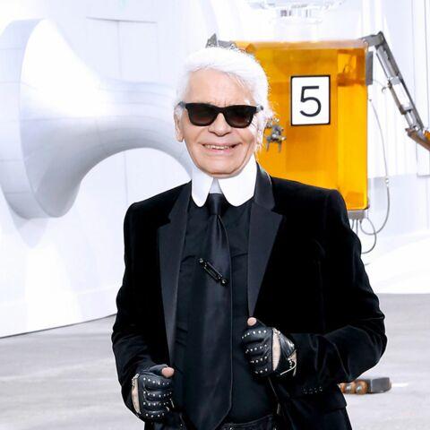 Karl Lagerfeld: «Camilla a un côté plus sauvage que Kate»