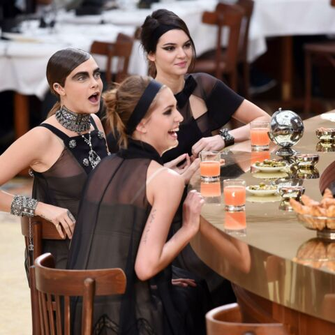 Fashion Week : Pause mode à la Brasserie Gabrielle de Chanel