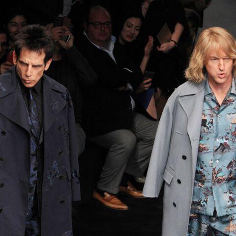 Ben Stiller et Owen Wilson défilent pour Valentino
