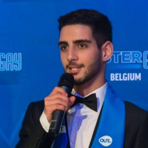 Musulman et candidat à Mister Gay Belgique