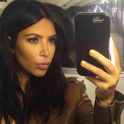Kim Kardashian vient mettre le feu sur Snapchat