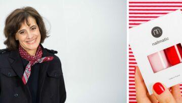 Inès de La Fressange sélectionne pour Uniqlo un super duo de vernis Nailmatic