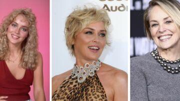 Sharon Stone a 59 ans! Retour sur ses nombreux looks capillaires