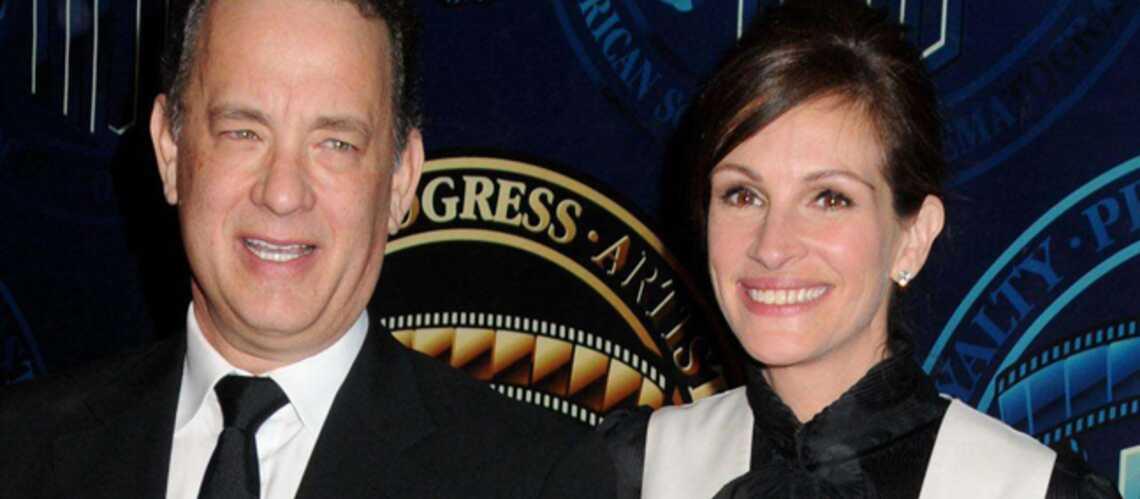 30000 euros d'amende pour Julia Roberts et Tom Hanks!