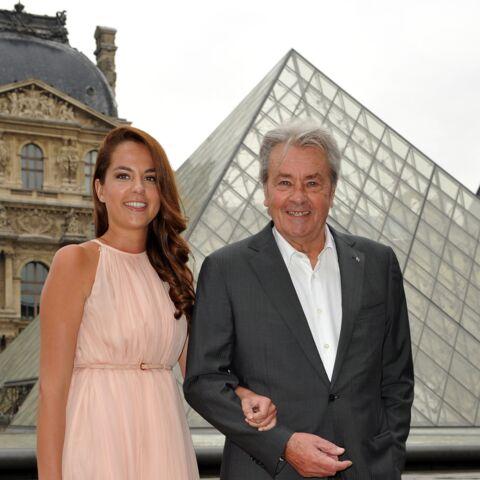 Anouchka et Alain Delon, complices sur scène comme dans la vie