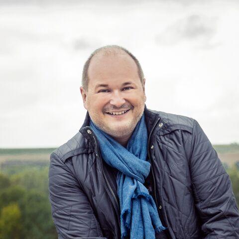 Sébastien Cauet, retour au pays de son enfance
