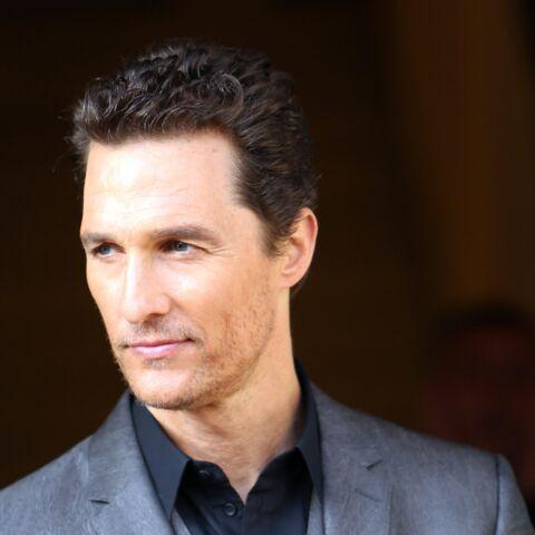 La routine beauté de Matthew McConaughey