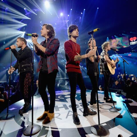 Les One Direction dominent les MTV EMA