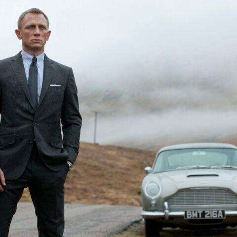 La Française qui rhabille James Bond