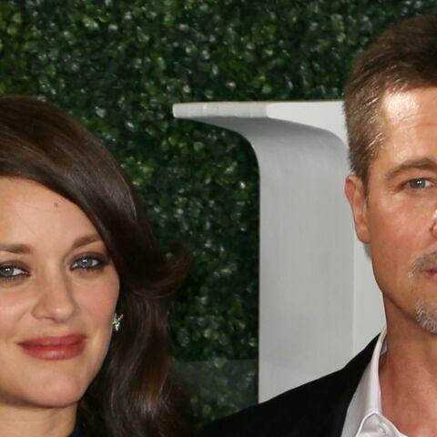 PHOTOS – Brad Pitt: premier tapis rouge, au côté de Marion Cotillard, depuis son divorce