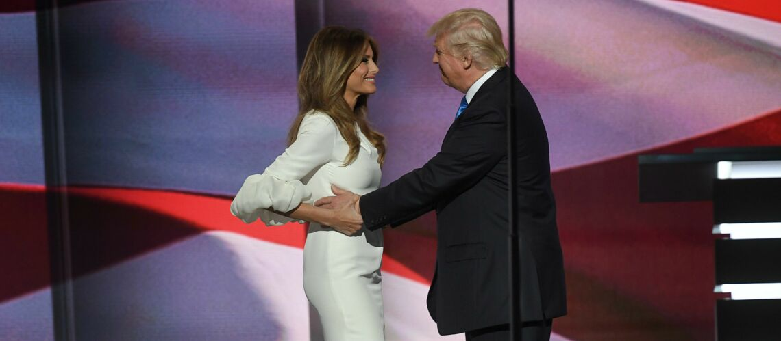 Melania Trump: qui habille la femme de Donald Trump?